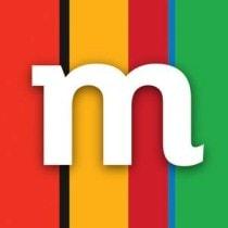 mbank m logo małe