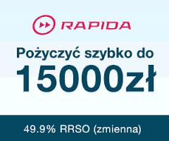 Pożyczki Rapida