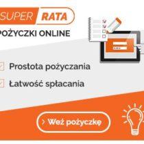 Pożyczka gotówkowa Super Rata